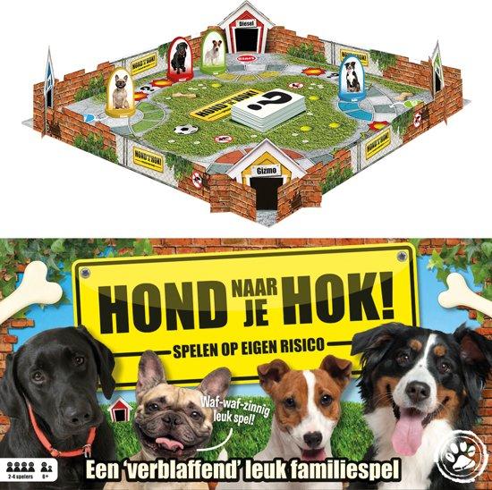 Opoly bordspel hond naar je hok - 1 ST