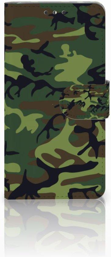 Nokia 5 Boekhoesje Design Army Dark