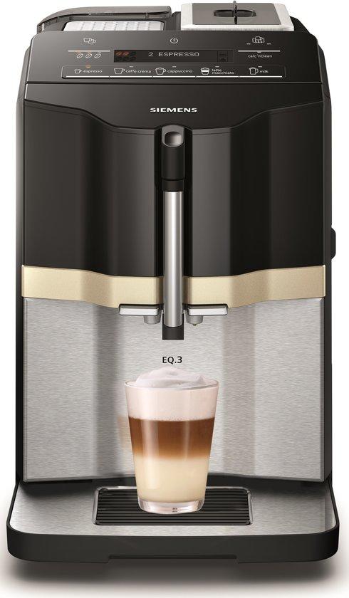 Siemens TI305206RW EQ.3 series 500 Volautomatische Espressomachine