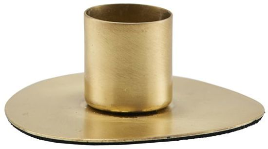 House Doctor Kandelaar Circle brass - dia 7cm