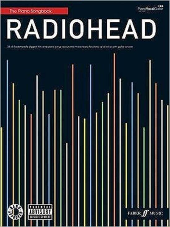 Bol Radiohead Piano Songbook Radiohead 9780571534487 Boeken