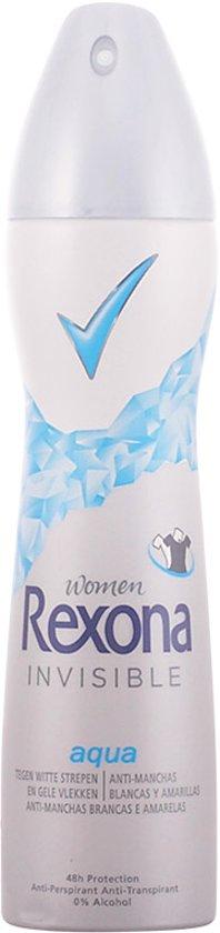 Postquam Rexona Invisible Aqua Deodorant Spray 200ml