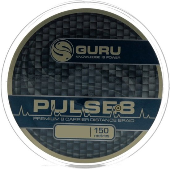 Guru Pulse-8 Braid   Dyneema   0.12 mm   150m