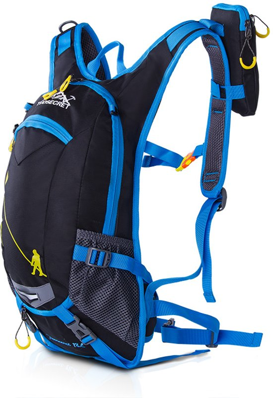 af00154b1f2 Tuosecret Wielren / Hyking Hydratatie Rugzak / Backpack - Inclusief  Drinksysteem - Met Slang + Waterzak