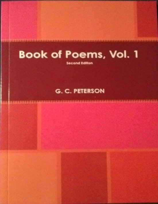 Book of Poems Vol 1