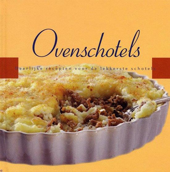 Cover van het boek 'Verrassend koken ovenschotels'