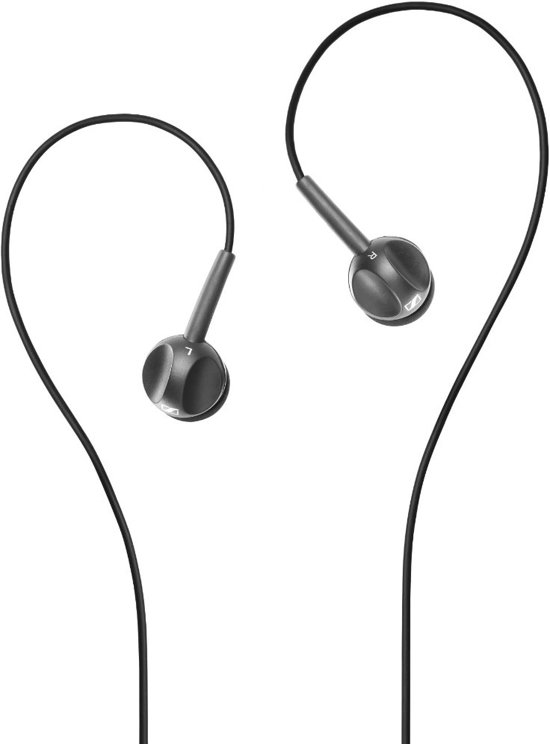 Sennheiser CX 150 - In-ear koptelefoon - Zwart