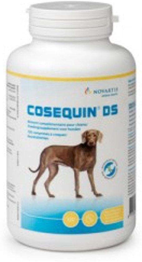 Cosequin DS 120 smakelijke tabletten hond