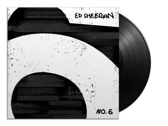 CD cover van No.6 Collaborations Project (LP) van Ed Sheeran