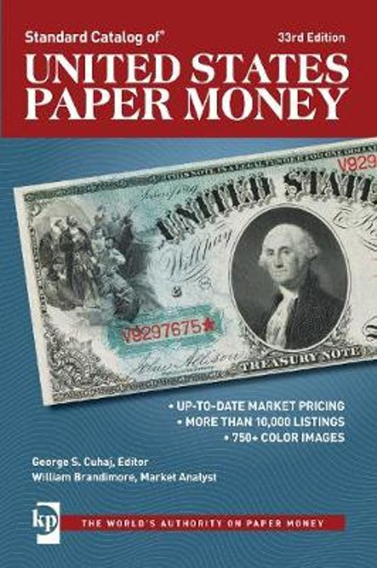 Catalog Of United States Paper Money