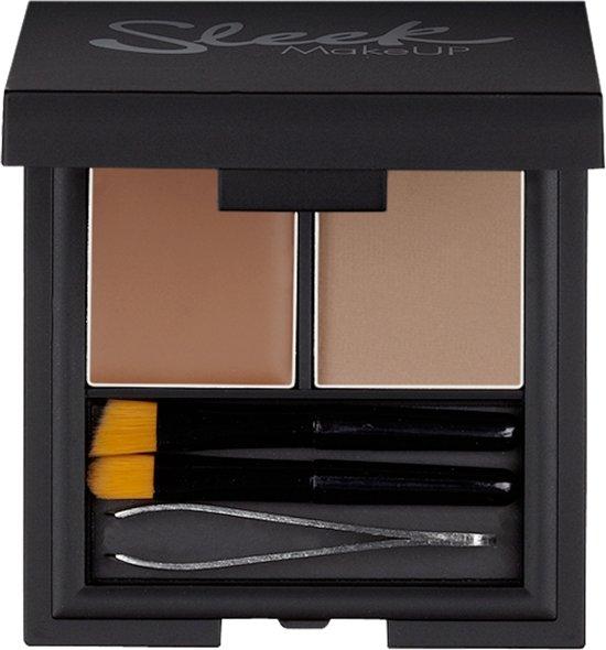 Sleek MakeUP Brow Kit - Light - Wenkbrauwpoeder