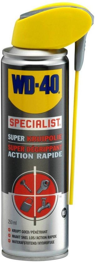 Wd-40 Specialist Super Kruipolie 250 Ml