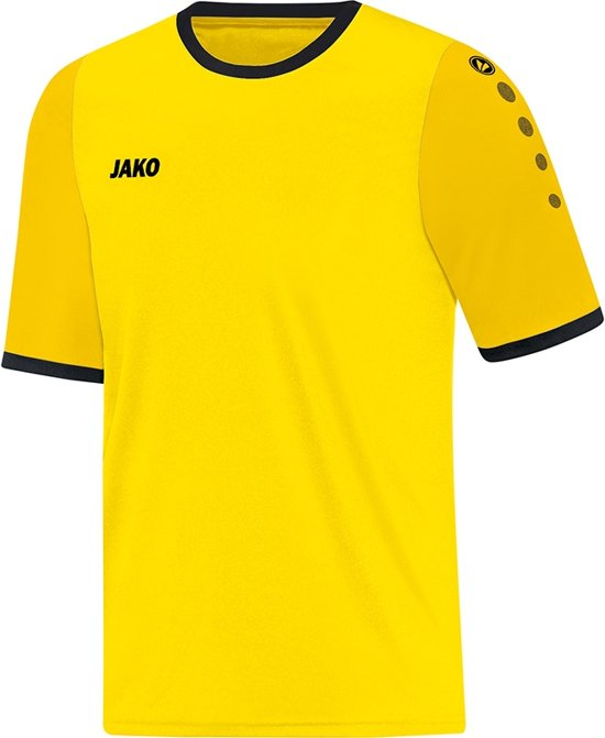 Jako Leeds Voetbalshirt - Voetbalshirts  - geel - 2XL