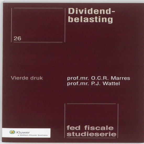 Fed fiscale studieserie Dividendbelasting