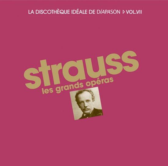Strauss Les Grands Op??Ras 15 Cd
