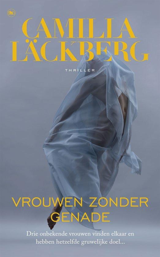Boek cover Vrouwen zonder genade van Camilla Läckberg (Onbekend)