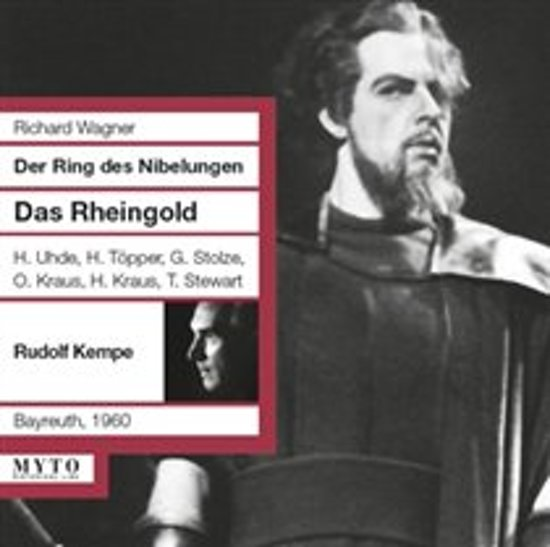 Wagner: Das Rheingold (Bayreuth 26.07.1960)