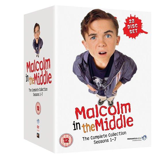 the middle dvd deutsch