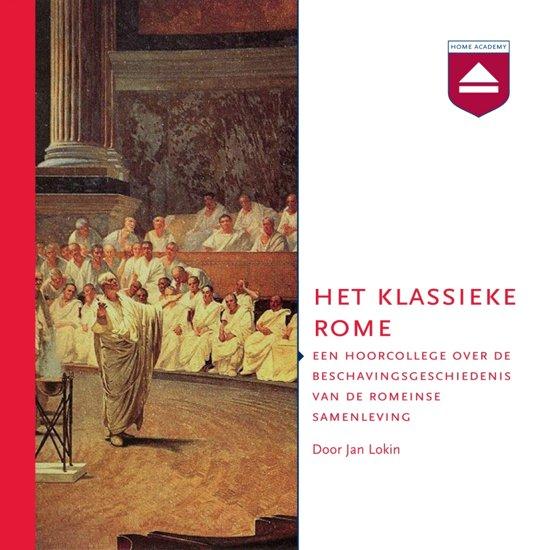 Boek cover Het klassieke Rome van Jan Lokin (Onbekend)