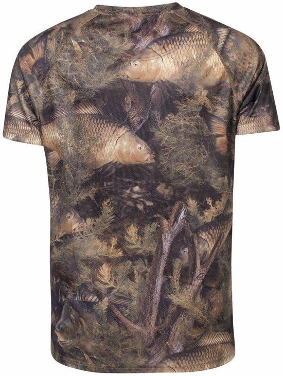 Fishouflage Fishouflage Karper shirt T T Karper shirt Fishouflage Karper SvUxaqnA