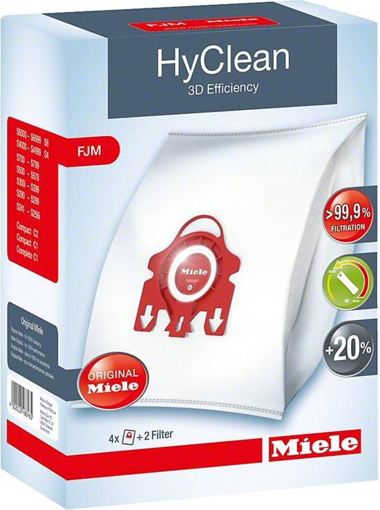 Miele HyClean 3D Efficiency FJM - Stofzuigerzakken