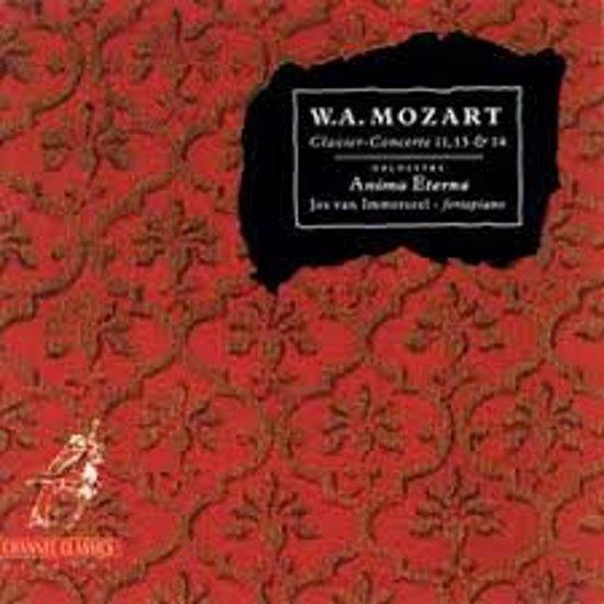 W.A. Mozart: Clavier-Concerte 11, 13 & 14