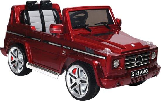 Bol Com Mercedes Benz G55 Rood Met Afstandsbediening Elektrische