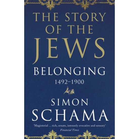 Boek cover Belonging van Simon Schama (Paperback)