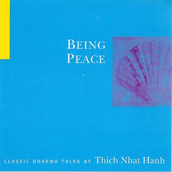 Boek cover Being Peace van Thich Nhat Hanh (Onbekend)