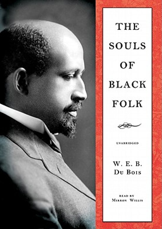 the souls of black folk historical