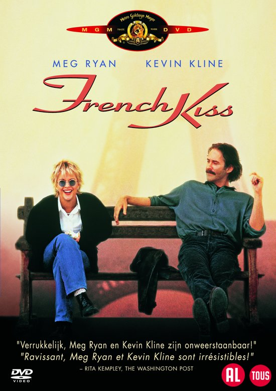 DVD cover van French Kiss