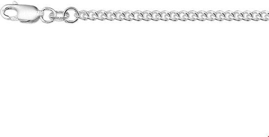 Huiscollectie 1015651 Zilveren Ketting Gourmet 2,6 mm