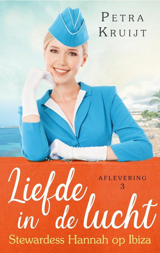 bol.com   Liefde in de lucht 3 - Stewardess Hannah op Ibiza (ebook ...