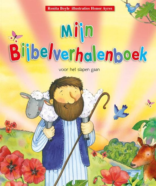 Mijn Bijbelverhalenboek voor het slapen gaan