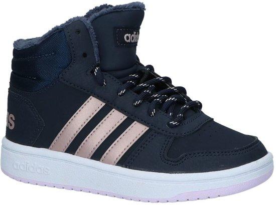 Adidas Hoops Mid 2.0 K Hoge gympen wit | BrandAlley