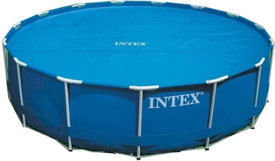 Intex solarzeil 4,57 meter