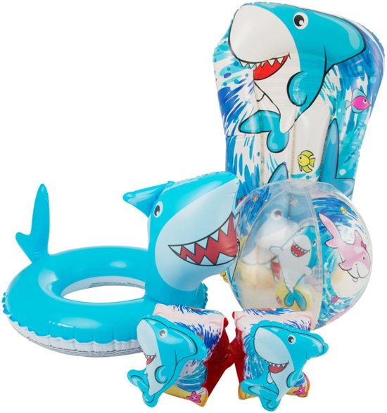 Haai 3D Zwemset