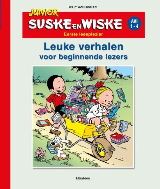 Junior Suske en Wiske  - Leuke verhalen voor beginnende lezers
