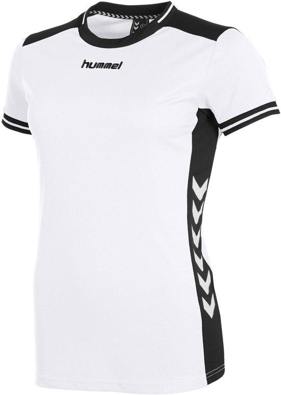 Lyon Hummel PerformanceMaat M Vrouwen Sportshirt Wit 5jqS34cARL