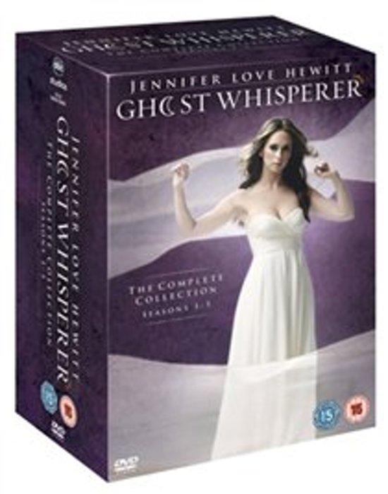 Ghost Whisperer S.1-5 (Import)