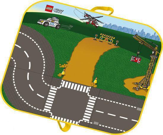 LEGO Zipbin City Toybox & Play