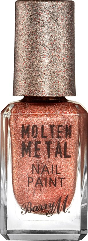 Barry M Nagellak Molten Metal # 4 Copper Mine