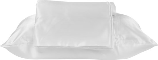 Beauty Pillow Set White 1x Pillow + 1x Sheet 140x220