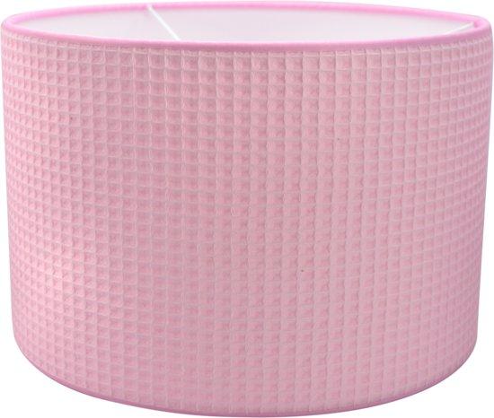 Roze Hanglamp Babykamer.Hanglamp Babykamer Roze Wafel