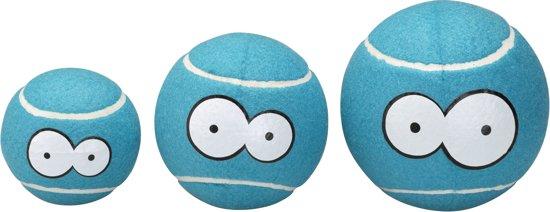 TENNISBALL BREEZY EXTREME 15cm blauw