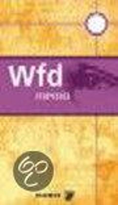 Cover van het boek 'WFD memo / 2004 / druk 1'