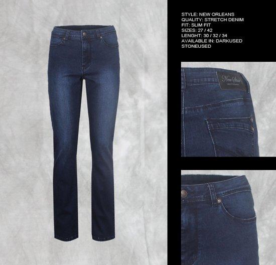 32 Dark Orleans Dames Used New Maat Jeans Star 32 1x6pnwPZ