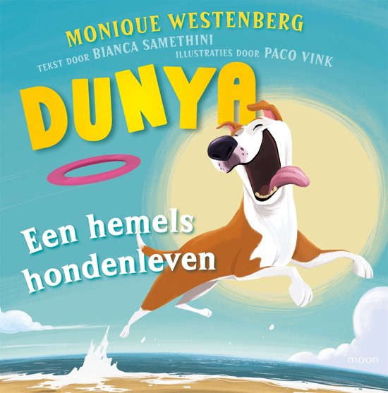 Boek cover Dunya van Monique Westenberg (Hardcover)