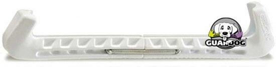Guardog Schaatsbeschermers Deluxe 1 - Standard Wit