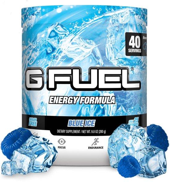 GFUEL Blue Ice Tub (40 servings)